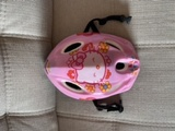CASCO BICICLETA PARA NIÑA HELLO KITTY - foto