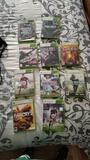 10 juegos Xbox 360 y mando color negro - foto