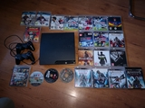 Vendo PlayStation 3 completa - foto