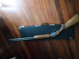 Dos escopetas Lamber de plato y  de caza - foto