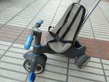 triciclo molto con arnes manillar adulto - foto