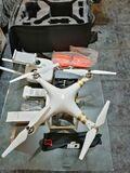 dron dji phanton 3 profesional. - foto