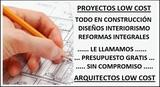 PROYECTOS LOW COST CONSTRUCCIÓN REFORMAS - foto