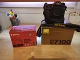 Nikon d7100 + tamron 18-200 - foto