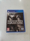 call of duty modern warfare - foto