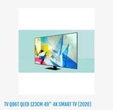 Samsung QLED Q86 49pulgadas (2020) - foto