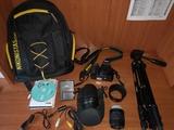 Nikon D3300 equipada - foto