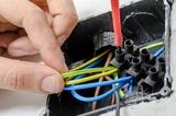 ayudante electricista - foto