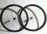Ruedas bicicleta carretera disco - foto