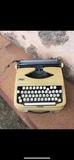maquina de escribir de colección - foto