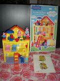 casa Peppa pig de lego - foto