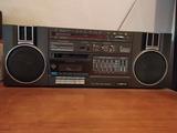 Radio cassette corvus - foto