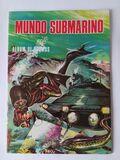 Album de cromos, mundo submarino, vacio - foto