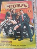 CD TEMPORADA DE REBELDE