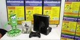 Xbox 360 + mando + juego - foto