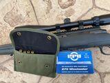 Rifle Savage 270 - foto