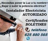 BoletÍn elÉctrico 78 eur. electricista - foto