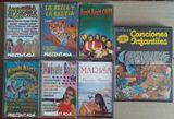 Cassettes infantiles - foto