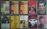 10 cassettes cantautores - foto