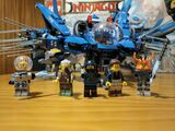 Jet del rayo lego Ninjago - foto