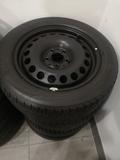 neumáticos de invierno 16 +llantas chapa - foto