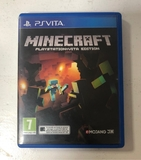 Minecraft sony ps vita - foto