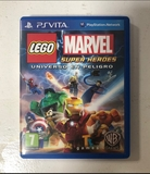 Lego marvel super heroes sony ps vita - foto