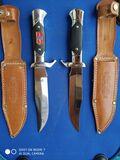 cuchillo scout años 70 - foto
