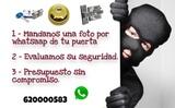 ¡protege tu hogar contra el robo! - foto