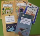 LIBROS DE LECTURA PRIM. SECUND Y BACH - foto