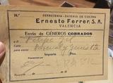 Albarán ferretería Ernesto Ferrer - foto