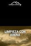 Chorreo con arena en Ourense - foto