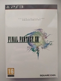 Final Fantasy XIII (13) ps3 coleccionist - foto