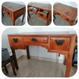 Antiguo escritorio - foto