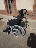 silla de ruedss - foto
