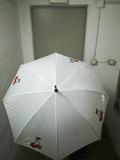 Paraguas cerezas de bolea - foto