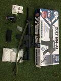 Pack fusil M4 airsoft - foto