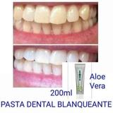 pasta dental blanqueante - foto