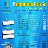 AIRE ACONDICIONADO OFERTA 2021 - foto