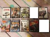 Lote de juegos para PC FX - foto