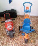 Triciclo con Cinturon seguridad,maletín - foto