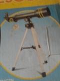 Telescopio 50 mm - foto