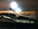 Rifle cerrojo Haenel 270 win + Monturas - foto