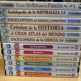 DVD Y JUEGOS EDUCATIVOS PARA PC