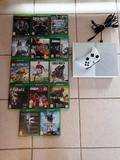 Xbox One con juegos - foto
