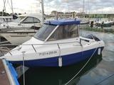 RIO 550 CABIN FISH MOTOR YAMAHA 115CV 4T - foto