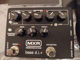 Pedal MXR M80 BASS d.i + - foto