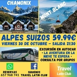 Alpes suizos & ginebra escapada - foto