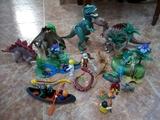 Playmobil dinosaurios - foto