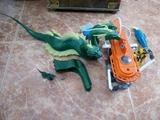 Playmobil submarino hidra - foto
